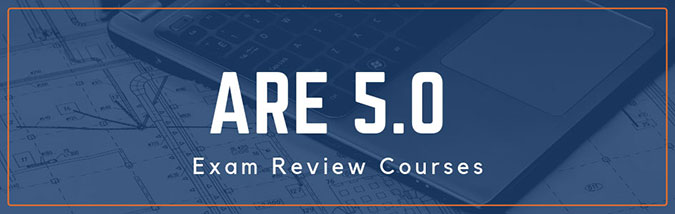 Looking for ARE 5.0 exam prep? School of PE provides an ARE 5.0 exam prep course to prepare applicants prepare for the NCARB exam.