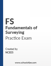 NCEES Fundamentals of Surveying Books