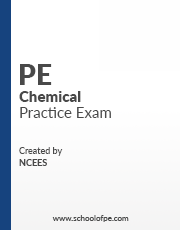 NCEES PE Chemical Books