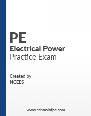 NCEES PE Electrical Power Books