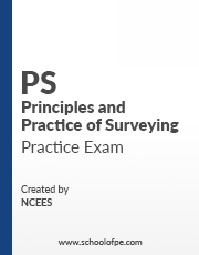 NCEES Principles and Practice of Surveying Books